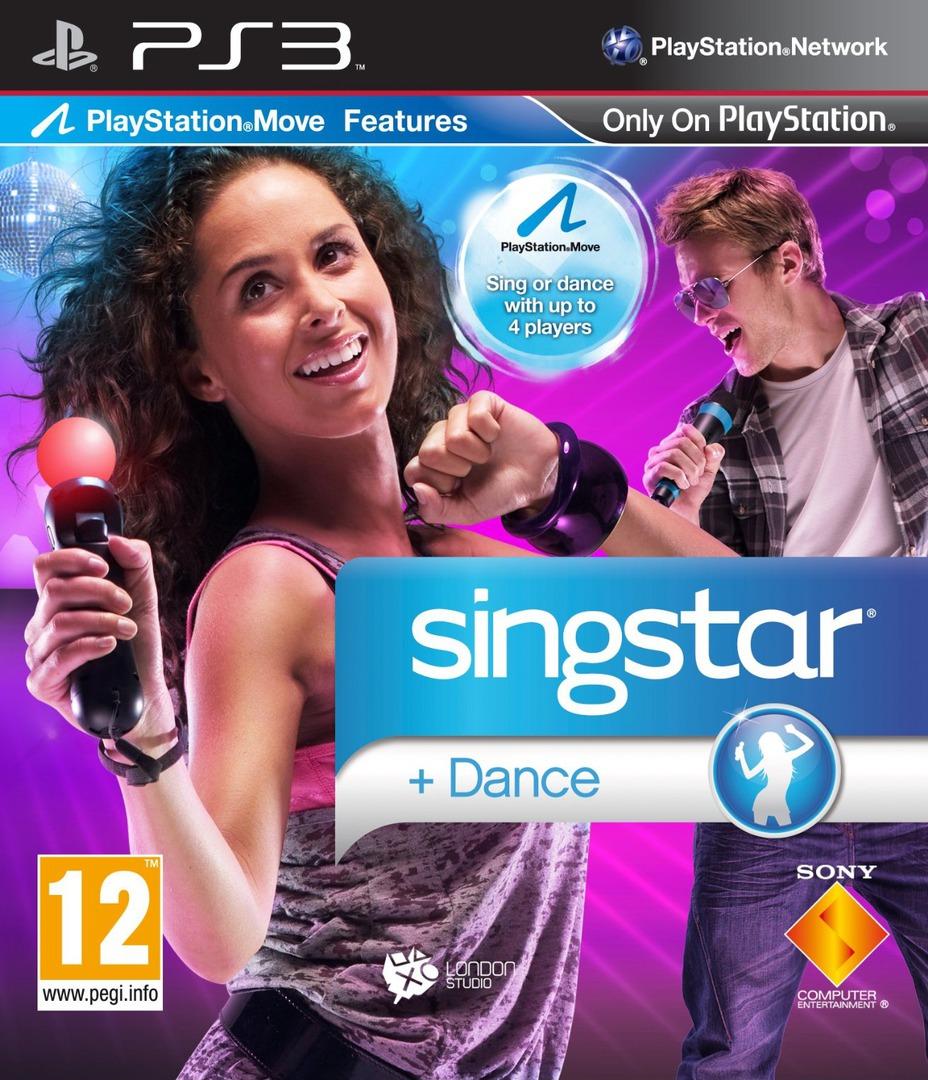 SingStar Dance PS3 coverHQB (BCES00894)