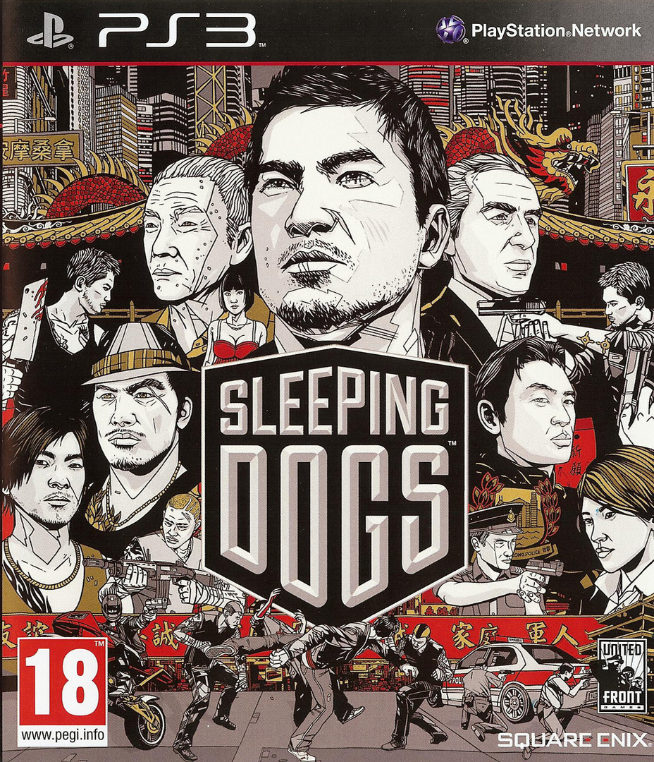 Sleeping Dogs PS3 coverHQB (BLES01661)