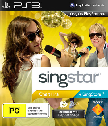 SingStar Chart Hits PS3 coverM (BCES00846)