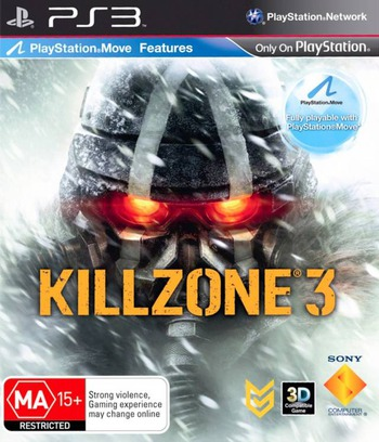 Killzone 3 PS3 coverM (BCES01007)