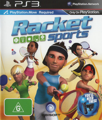 Racket Sports PS3 coverM (BLES01000)