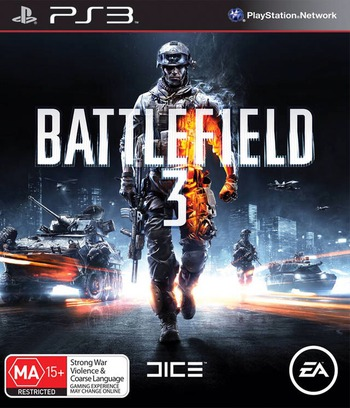 Battlefield 3 PS3 coverM (BLES01275)