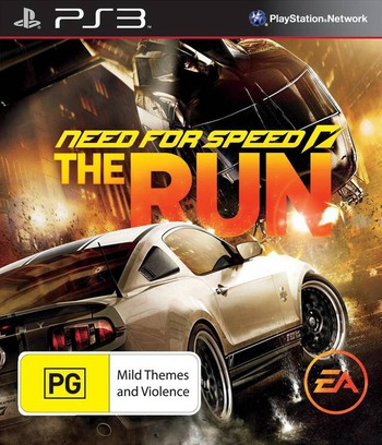 Need for Speed: The Run PS3 coverM (BLES01298)