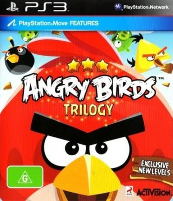 Angry Birds Trilogy PS3 coverM (BLES01732)