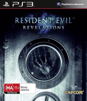 Resident Evil: Revelations PS3 coverM (BLES01773)
