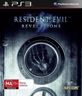 Resident Evil: Revelations PS3 coverM (BLES01773)