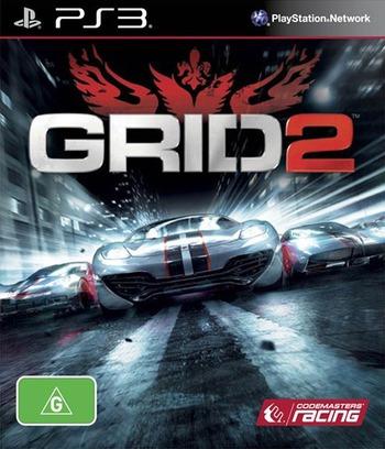 GRID 2 PS3 coverM (BLES01855)