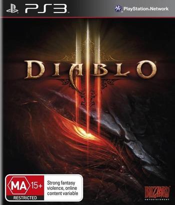 Diablo III PS3 coverM (BLES01921)
