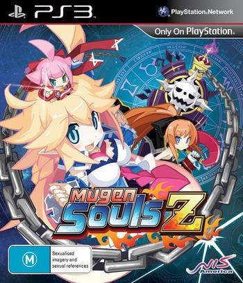 Mugen Souls Z PS3 coverM (BLES02022)
