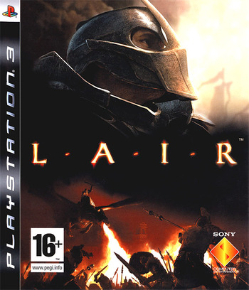 Lair PS3 coverM (BCES00004)