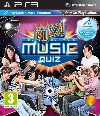 Buzz! The Ultimate Music Quiz PS3 coverM (BCES00831)