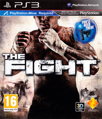 The Fight PS3 coverM (BCES00874)