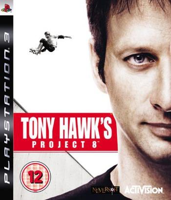 Tony Hawk's Project 8 PS3 coverM (BLES00014)