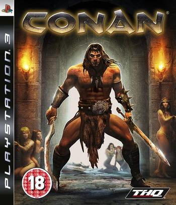 Conan PS3 coverM (BLES00077)