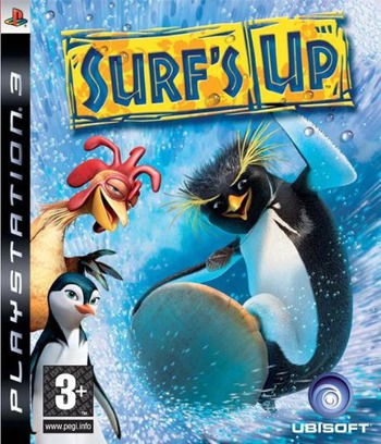 Surf's Up PS3 coverM (BLES00082)