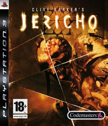 Clive Barker's Jericho PS3 coverM (BLES00120)