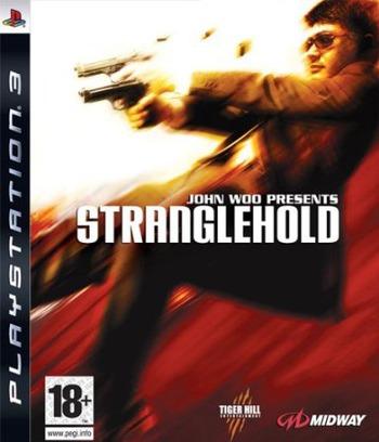 Stranglehold PS3 coverM (BLES00145)
