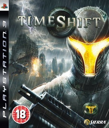 TimeShift PS3 coverM (BLES00160)