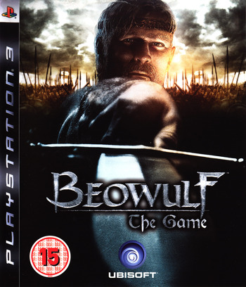Beowulf: The Game PS3 coverM (BLES00161)