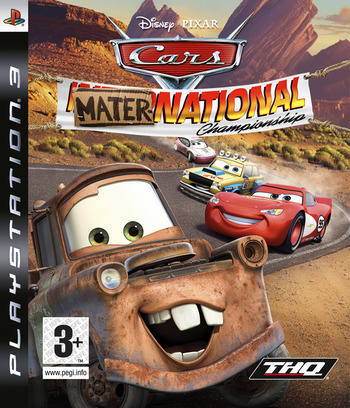 Cars: Mater-National Championship PS3 coverM (BLES00162)