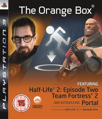 The Orange Box PS3 coverM (BLES00171)
