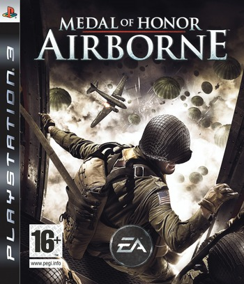 Medal of Honor: Airborne PS3 coverM (BLES00174)