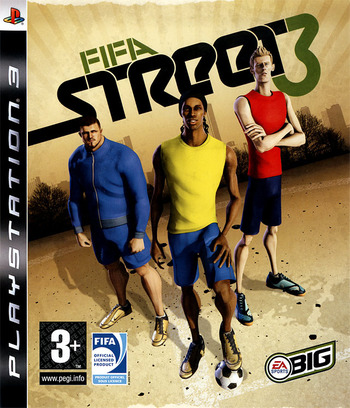FIFA Street 3 PS3 coverM (BLES00188)