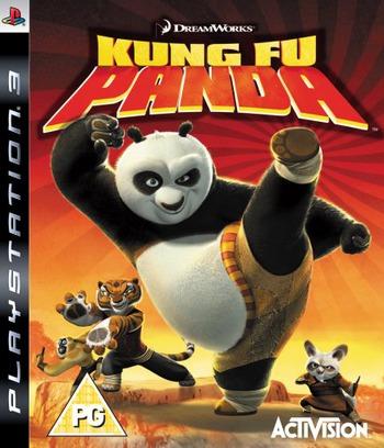 Kung Fu Panda PS3 coverM (BLES00243)