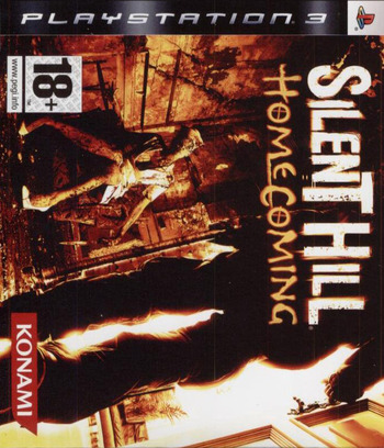 Silent Hill: Homecoming (Promo) PS3 coverM (BLES00307)