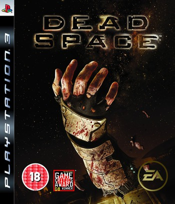 Dead Space PS3 coverM (BLES00309)