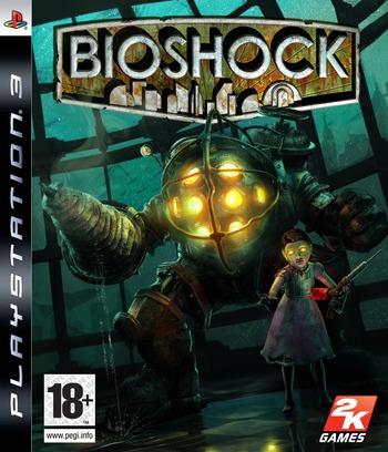 Bioshock PS3 coverM (BLES00317)
