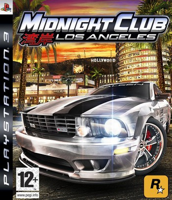 Midnight Club: Los Angeles PS3 coverM (BLES00362)