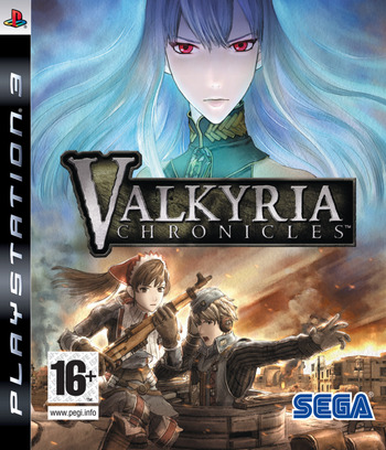 Valkyria Chronicles PS3 coverM (BLES00372)