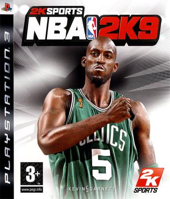 NBA 2K9 PS3 coverM (BLES00384)