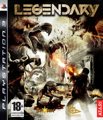 Legendary PS3 coverM (BLES00405)