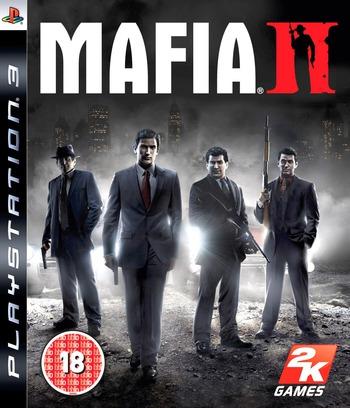 Mafia II PS3 coverM (BLES00521)
