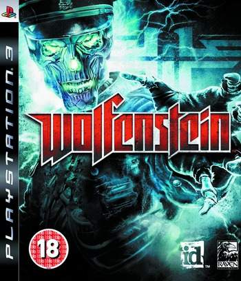 Wolfenstein PS3 coverM (BLES00564)