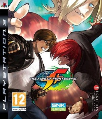 The King of Fighters XII PS3 coverM (BLES00610)