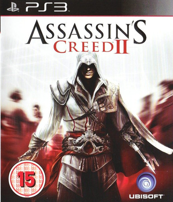 Assassin's Creed II: Complete Edition PS3 coverM (BLES00670)