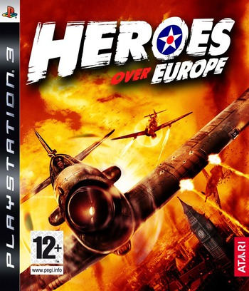 Heroes Over Europe PS3 coverM (BLES00679)