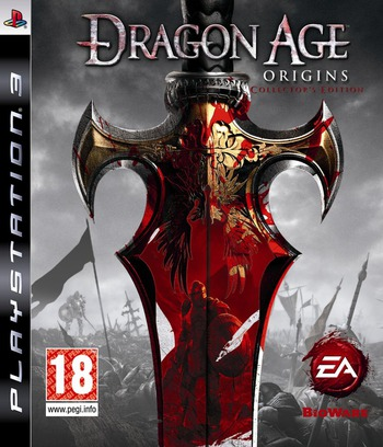 Dragon Age: Origins PS3 coverM (BLES00730)