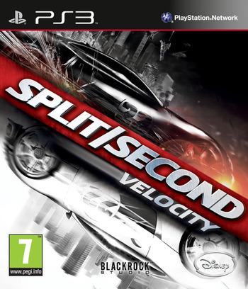 Spit/Second: Velocity PS3 coverM (BLES00780)