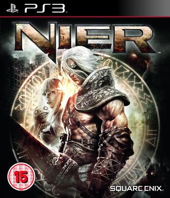 Nier PS3 coverM (BLES00826)