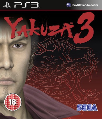 Yakuza 3 PS3 coverM (BLES00834)