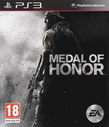 Medal of Honor PS3 coverM (BLES00860)