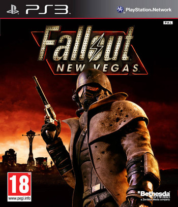 Fallout: New Vegas (Collector's Edition) PS3 coverM (BLES00905)