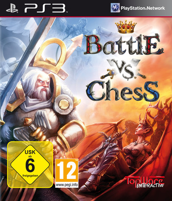 Battle vs. Chess PS3 coverM (BLES00941)