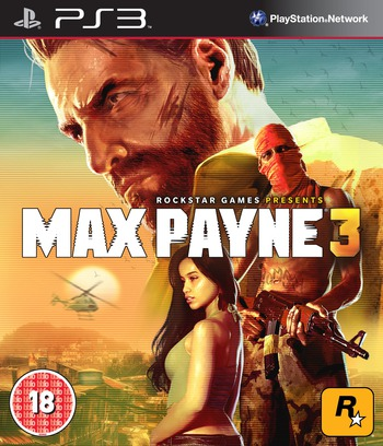 Max Payne 3 PS3 coverM (BLES00942)