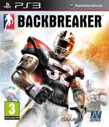 BackBreaker PS3 coverM (BLES00944)