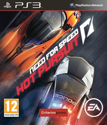Need for Speed: Hot Pursuit PS3 coverM (BLES00949)